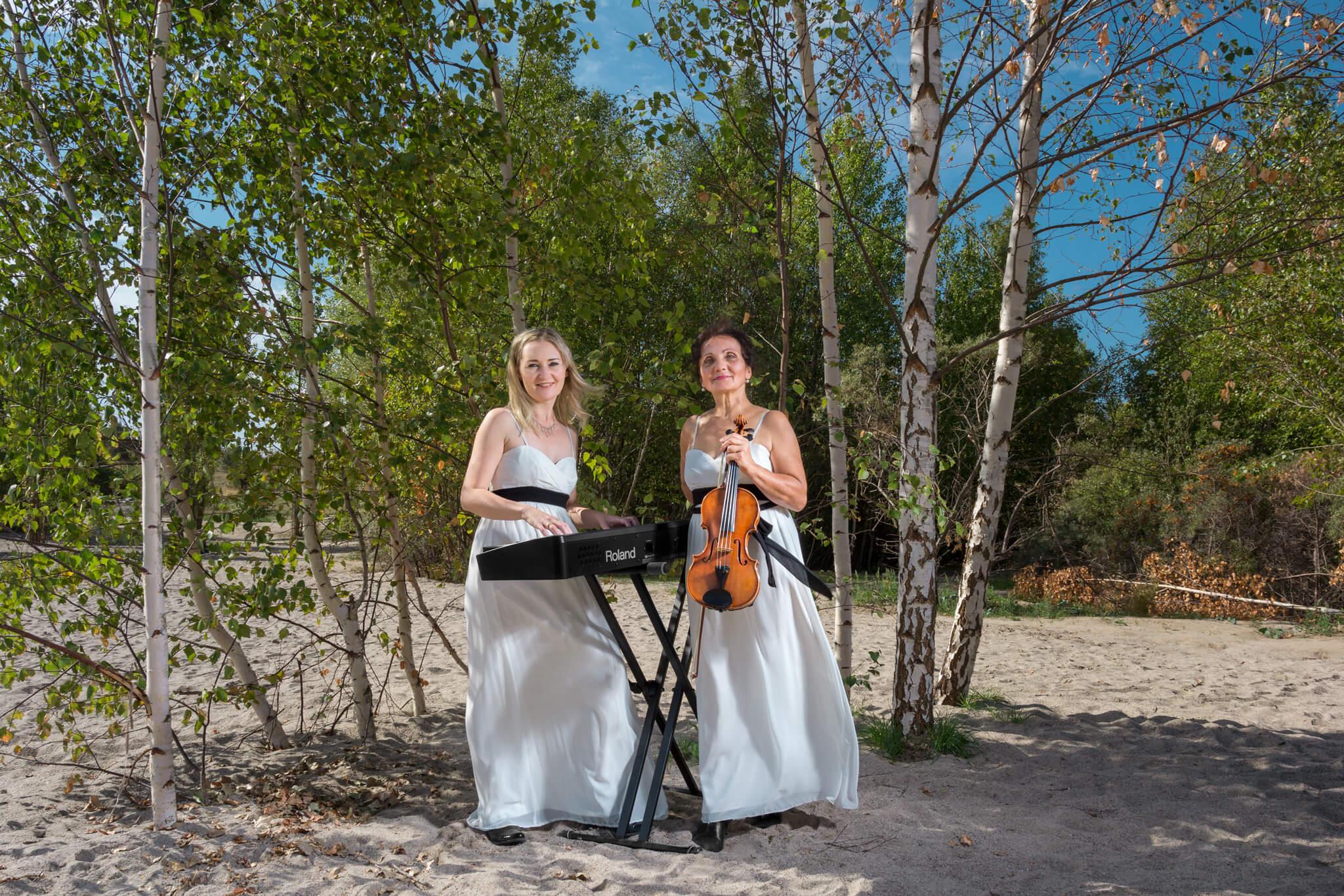 Kultur und Musik mit Duo Bella Musik