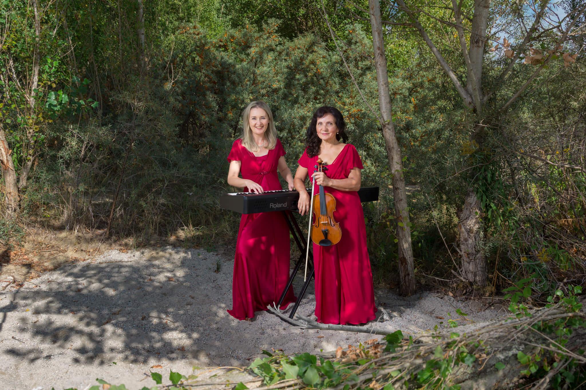 Duo Bella Musik für Ihr Konzert oder Veranstaltung